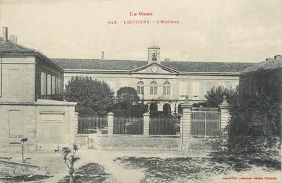 "CPA FRANCE 32 "" Lectoure, L'Hôpital""."