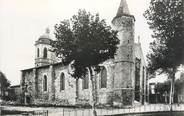 """32 Ger CPSM FRANCE 32 """" Vic Fezensac, L'église""""."""
