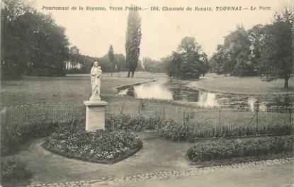 """CPA BELGIQUE """"Tournai, Pensionnat de la Sagesse"""""""