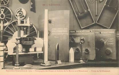 """CPA FRANCE 42 """"Saint Chamond, Compagnie des Forges et aciéries de la Marine et d'Homécourt"""""""