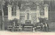 "34 Herault CPA FRANCE 34 "" Lamalou les Bains, Fontaine Charcot""."