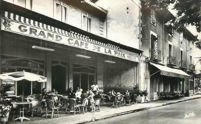 """CPSM FRANCE 34 """" Lamalou les Bains, Avenue Charcot""""."""