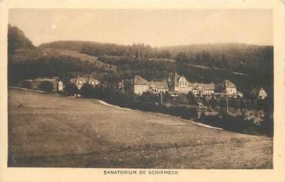 "CPA FRANCE 67 "" Schirmeck, Le sanatorium""."