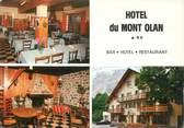 """05 Haute Alpe CPSM FRANCE 05 """" La Chapelle en Valgaudemar, Hôtel du Mont Olan""""."""
