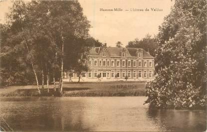 """CPA BELGIQUE """"Hamme Mille, chateau de Valduc"""""""