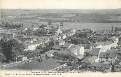 "CPA FRANCE 38 "" St Jean de Bournay""."