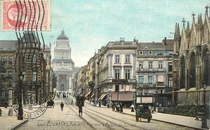 """CPA BELGIQUE """"Bruxelles"""""""