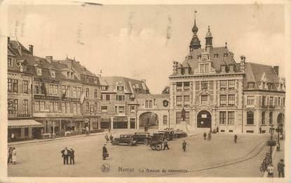 """CPA BELGIQUE """"Namur, la Bourse du Commerce"""""""