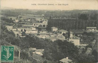 "CPA FRANCE 38 "" Chanas, Les Guyot""."