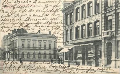 """CPA BELGIQUE """"Tournai, la banque nationale"""""""