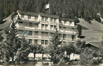 "CPSM SUISSE ""Adelboden, le Park Hotel Bellevue"""