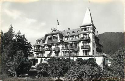 """CPSM SUISSE """"Gstaad, Hotel Alpina"""""""