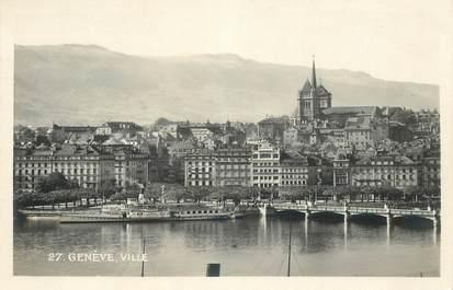"CPSM SUISSE ""Genève"""