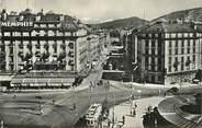 """Suisse CPSM SUISSE """"Genève, la rue du Mont Blanc"""""""