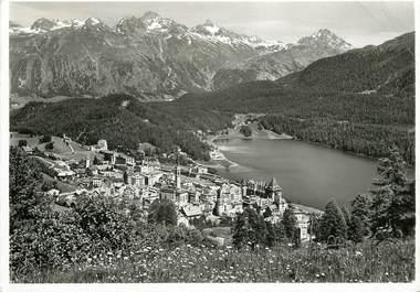 "CPSM SUISSE ""Saint Moritz"""