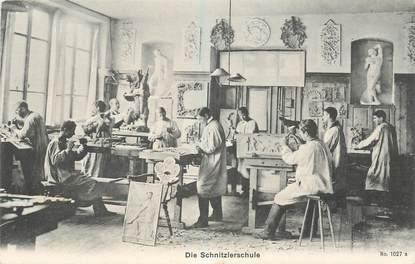 "CPA SUISSE ""Brienz, Schnitzlerschule"""