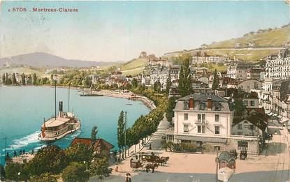 "CPA SUISSE ""Montreux Clarens"""