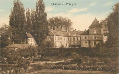 """CPA SUISSE """"Chateau de Prangins"""""""