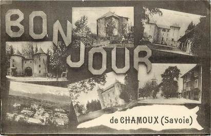 "CPA FRANCE 73 ""Chamoux"""