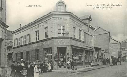 "CPA FRANCE 76 ""Darnétal, Bazar de la ville Mottin Métairie"""