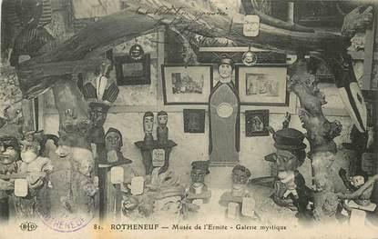 """CPA FRANCE 35 """"Rotheneuf, Musée de l'Ermite"""""""