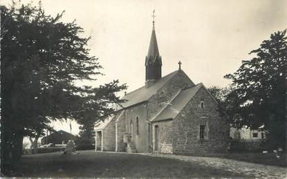 """CPSM FRANCE 50 """"Environs de St Sauveur le Vicomte, Chapelle de Notre Dame de la Délivrance""""."""