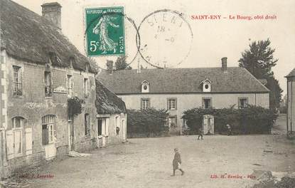 """CPA FRANCE 50 """"Saint Eny, Le Bourg """"."""