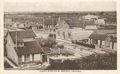 "CPA FRANCE 50 ""Saint Martin de Bréhal""."