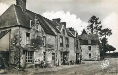 """CPSM FRANCE 50 """"Roncey, Route de Coutance""""."""