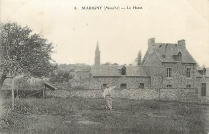 "CPA FRANCE 50 "" Marigny, Le Haras""."