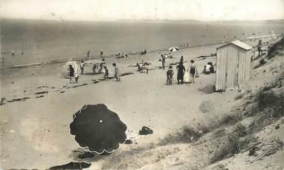 """CPSM FRANCE 50 """" Kairon, La plage""""."""