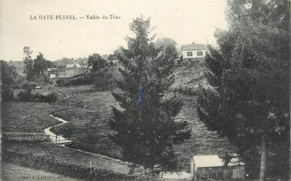 "CPA FRANCE 50 ""La Haye Pesnel, Vallée du Thar""."