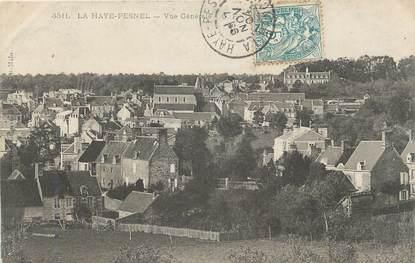 """CPA FRANCE 50 """"La Haye Pesnel, Vue générale""""."""