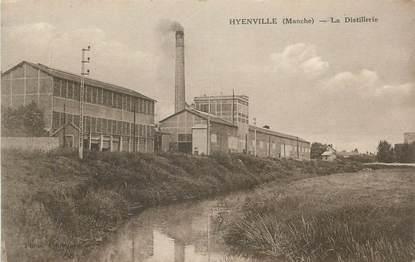 "CPA FRANCE 50 ""Hyenville, La distillerie""."