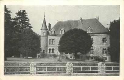 """CPSM FRANCE 50 """" Blainville sur Mer, Colonie de vacances de la ville de Rouen""""."""