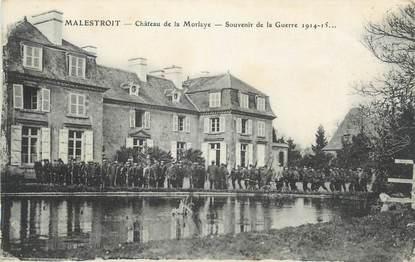 "CPA FRANCE 56 "" Malestroit, Château de la Morlaye""."
