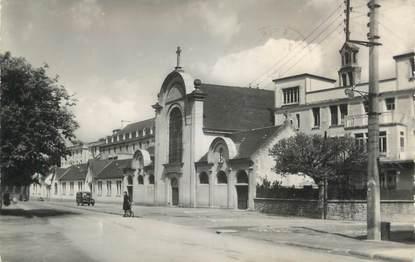 """CPSM FRANCE 56 """" Malestroit, Monastère de l'Immaculée conception et clinique""""."""