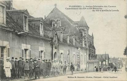"""CPA FRANCE 56 """" Ploermel, Ancien séminaire des Carmes""""."""