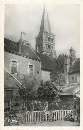 """CPSM FRANCE 58 """" La Charité sur Loire""""."""
