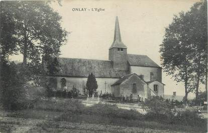 "CPA FRANCE 58 ""Onlay, L'église""."