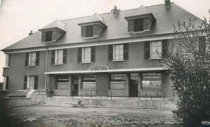 """CPSM FRANCE 58 """"Montsauche, Idéal hôtel""""."""