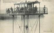"""35 Ille Et Vilaine CPA FRANCE 35 """"Saint Malo, le pont tournant"""""""