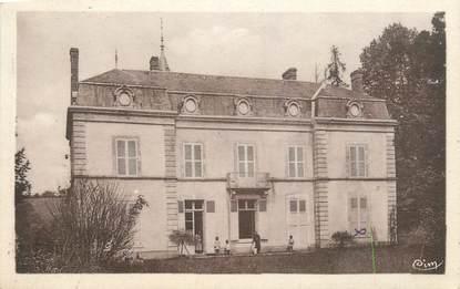 """CPA FRANCE 58 """"Dampierre sur Bouhy, Le château""""."""