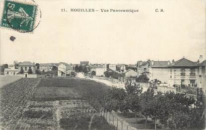 """CPA FRANCE 78 """" Houilles, Vue panoramique""""."""