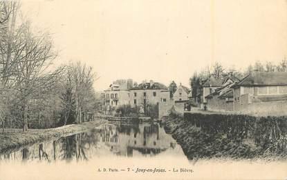 "CPA FRANCE 78 ""Jouy en Josas, La bièvre""."