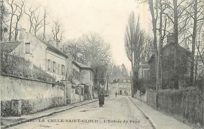 """CPA FRANCE 78 """"La Celle St Cloud""""."""