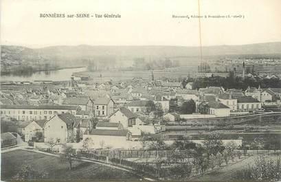 """CPA FRANCE 78 """"Bonnières sur Seine, Vue générale""""."""