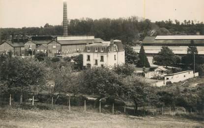 """CPSM FRANCE 27 """"Tillières sur Avre, L'usine""""."""