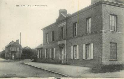 "CPA FRANCE 27 "" Thiberville, Gendarmerie""."