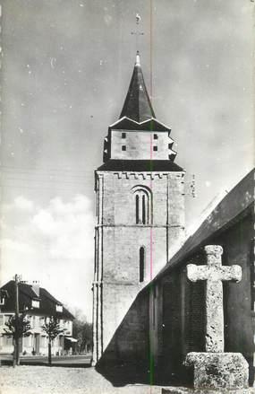 """CPSM FRANCE 27 """" St Maclou, L'église""""."""
